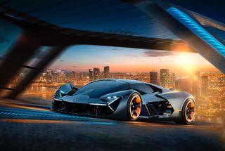 homepage tile photo for Lamborghini Terzo Millennio