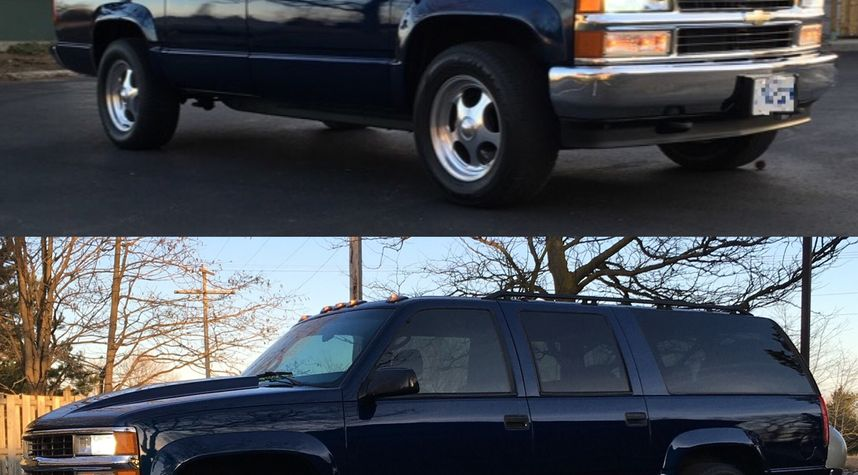 Main photo of Brent Clements's 1995 Chevrolet Suburban