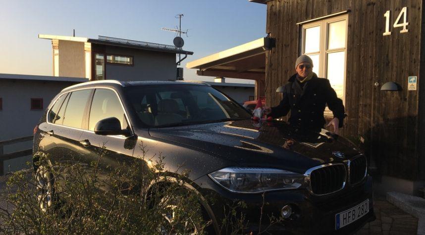 Main photo of Björn Wessman's 2014 BMW X5