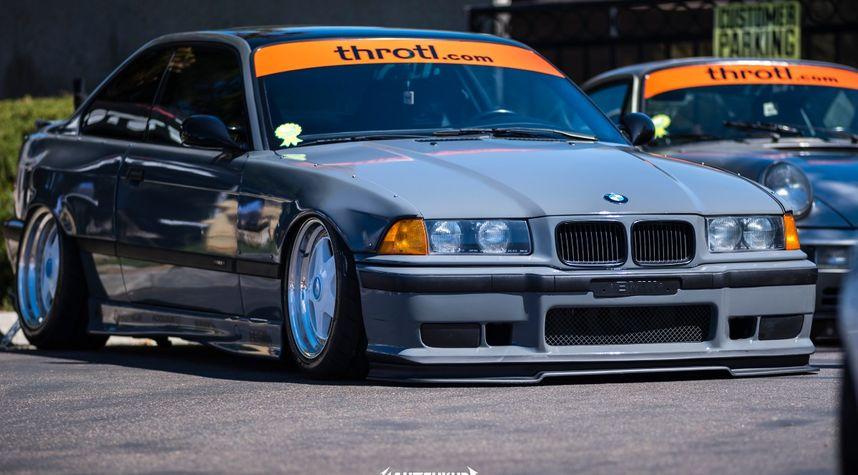 Main photo of Evan Beckerman's 1996 BMW M3