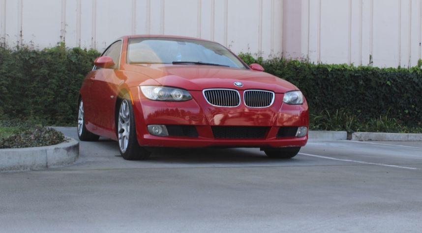 Main photo of Jonathan Goff's 2007 BMW 3 Series