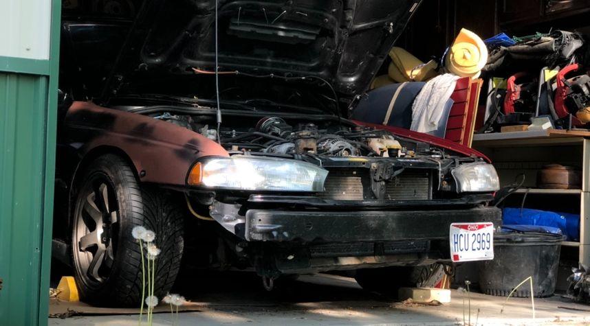 Main photo of Korben Vlasak's 1999 Subaru Legacy