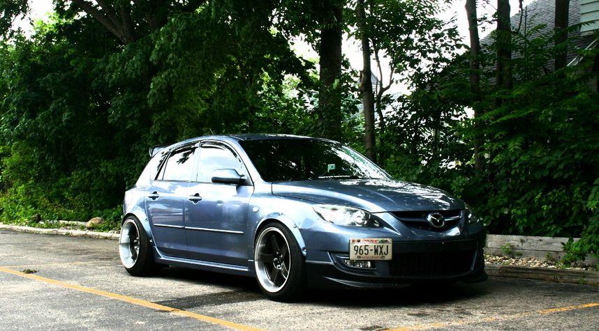 Main photo of Jeffrey Beran's 2008 Mazda MAZDASPEED MAZDA3