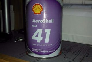 homepage tile photo for Bought some aircraft grade hydraulic fluid, for my mum's car...