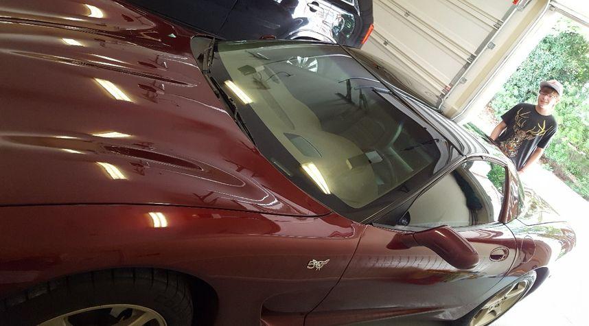 Main photo of Matthew Petty's 2003 Chevrolet Corvette