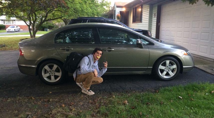 Main photo of Dylan Hartman's 2006 Honda Civic