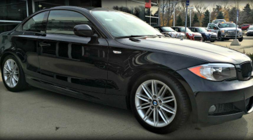 Main photo of egghead copilot's 2013 BMW 1 Series