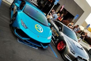 homepage tile photo for Epic turnout at the Western Express Kickoff party at HG Performance...