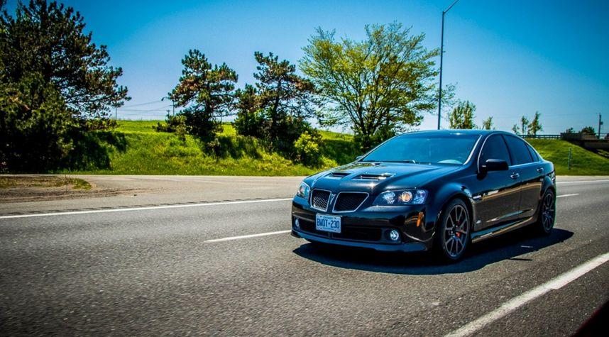 Main photo of Nathan Bradshaw's 2009 Pontiac G8