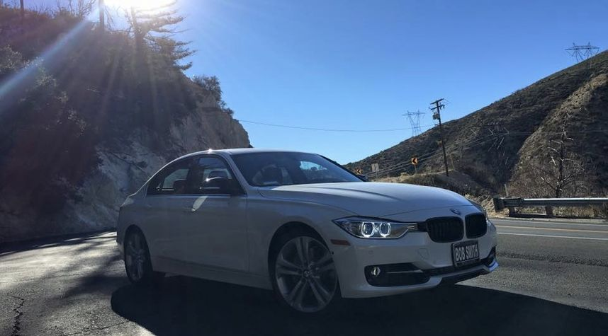 Main photo of Paras Kalra's 2015 BMW 3 Series