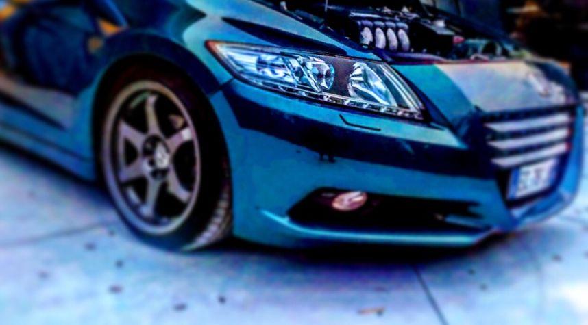 Main photo of Davide Fabris's 2011 Honda CR-Z