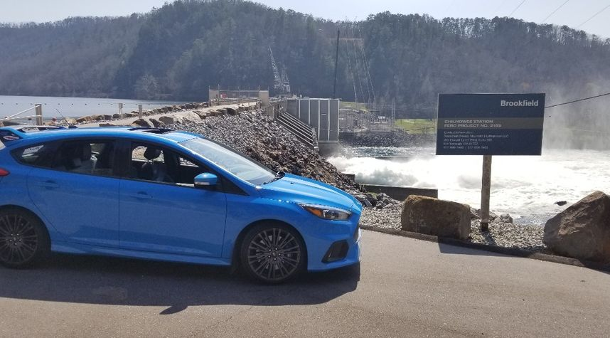 Main photo of Alcone Levier's 2016 Ford Focus RS