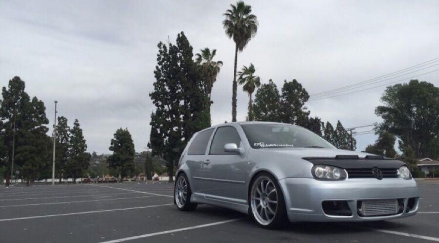 Main photo of Cameron Wilson's 2002 Volkswagen GTI