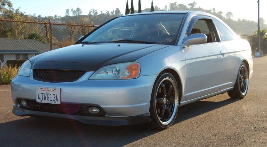 Main photo of Richie Day's 2001 Honda Civic