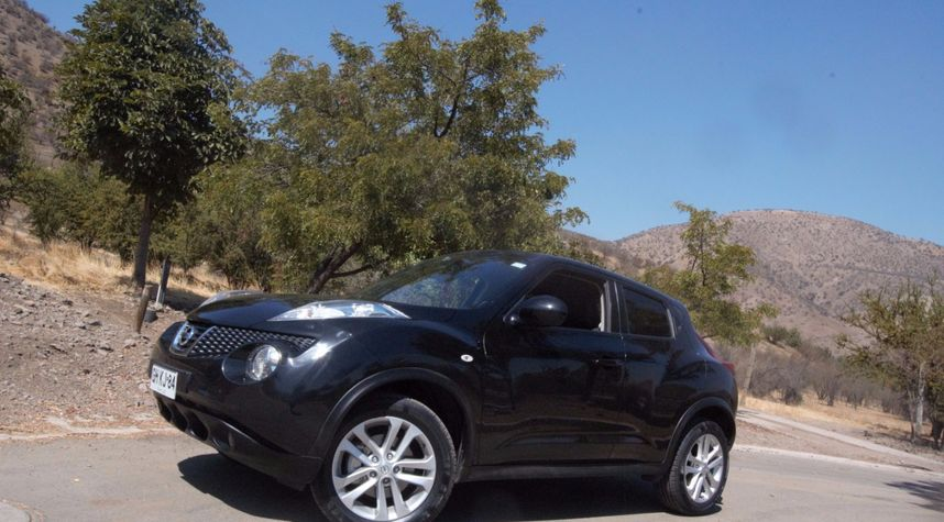 Main photo of Jeff Arnauts's 2013 Nissan Juke