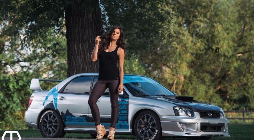 Main photo of Luccia Cafiero's 2004 Subaru Impreza