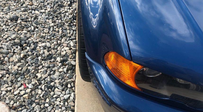 Main photo of Zack Klapman's 2002 BMW M3