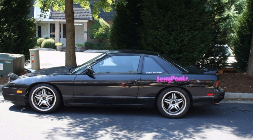 Main photo of Casey Foster's 1993 Nissan 240SX