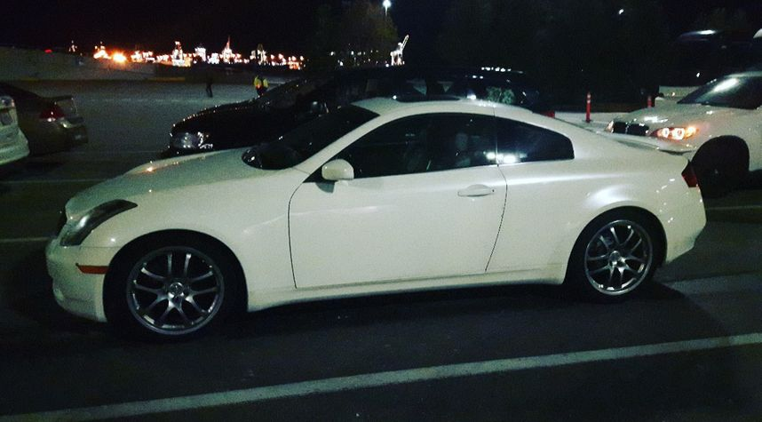 Main photo of Andrew Armstrong's 2005 Infiniti G35