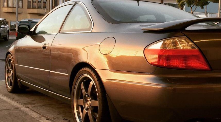 Main photo of Jose Estrella's 2003 Acura CL
