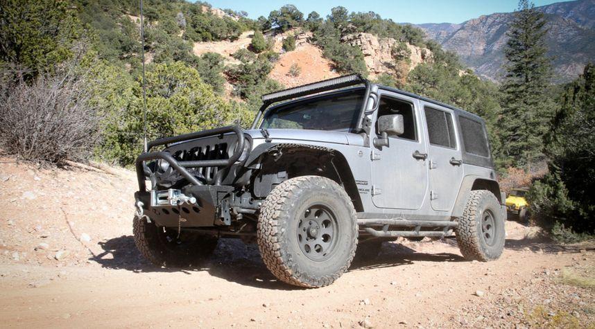 Main photo of Matt Adam's 2015 Jeep Wrangler