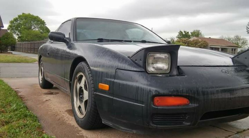 Main photo of Dante Wainscott's 1993 Nissan 240SX
