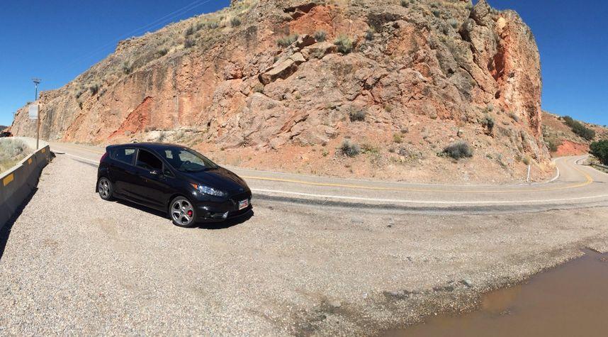 Main photo of Corey Kembitzky's 2015 Ford Fiesta