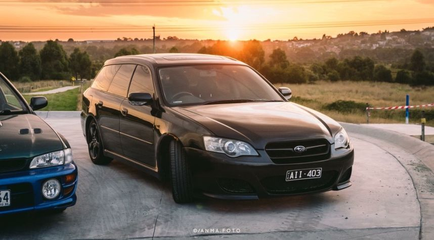Main photo of Jayden Brookes's 2008 Subaru Legacy