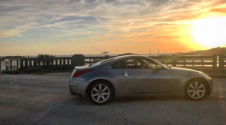 Main photo of Zackary Jones's 2004 Nissan 350Z