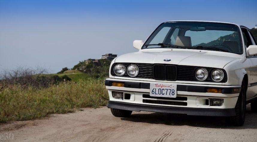 Main photo of Eben Cortez's 1991 BMW 3 Series