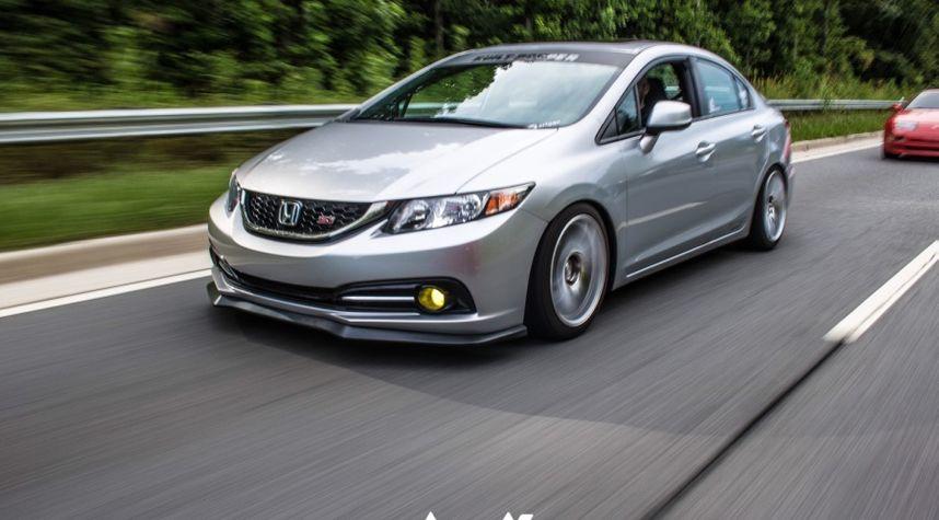 Main photo of Zachary Rigg's 2013 Honda Civic