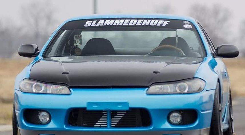 Main photo of Will Lockwood's 1995 Nissan 240SX