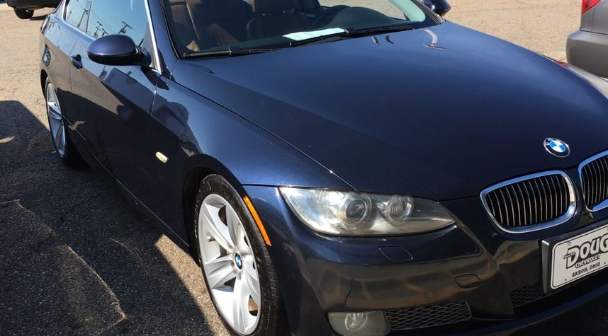Main photo of Matt Calvetta's 2007 BMW 3_Series