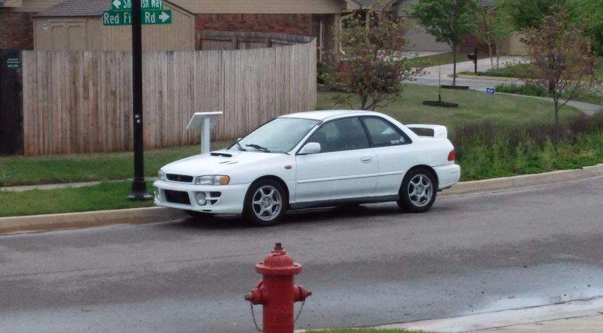 Main photo of Howard Dempsey's 2001 Subaru Impreza