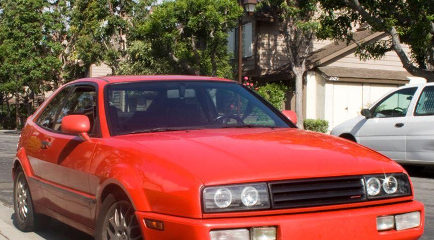 Main photo of Wil Hurd's 1993 Volkswagen Corrado