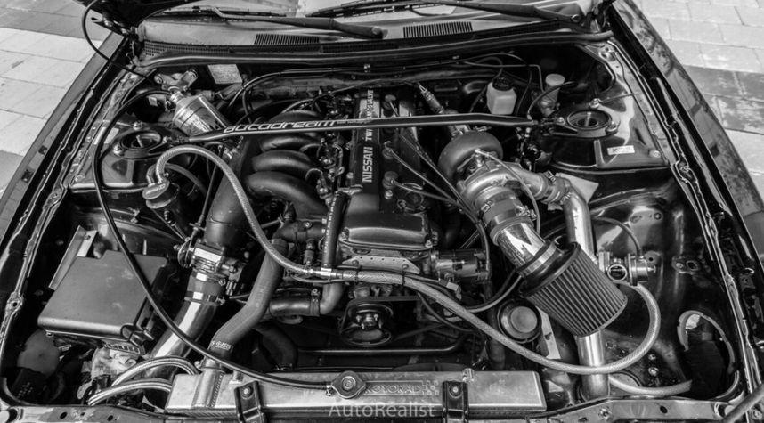 Main photo of Will Smit's 1997 Nissan 200SX