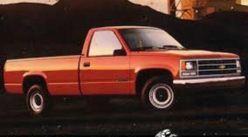 Main photo of Jacob Lafantaisie's 1993 Chevrolet C/K 1500 Series