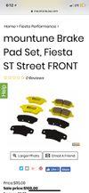 Thumbnail of Street brake pads