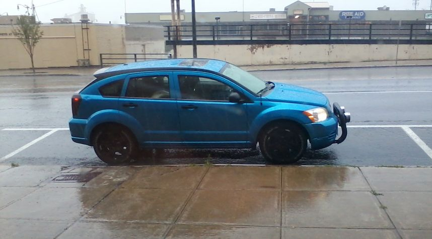 Main photo of Brian Donovan's 2008 Dodge Caliber