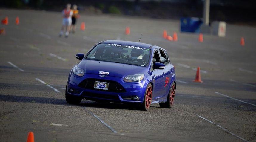 Main photo of Steve Strand's 2014 Ford Focus ST
