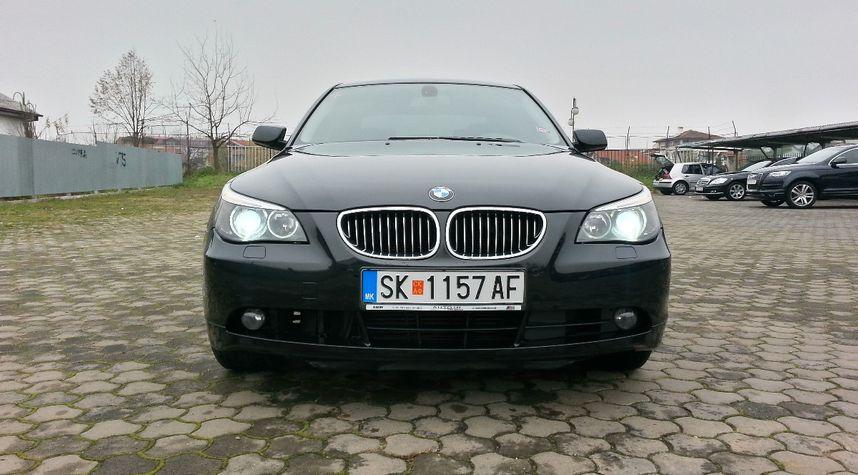 Main photo of Bojan Sardjovski's 2006 BMW 530