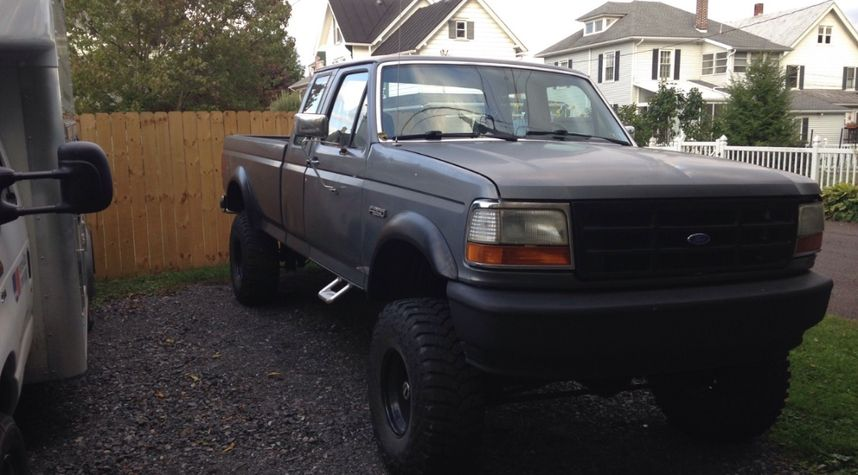Main photo of Chris Myers's 1994 Ford F-150