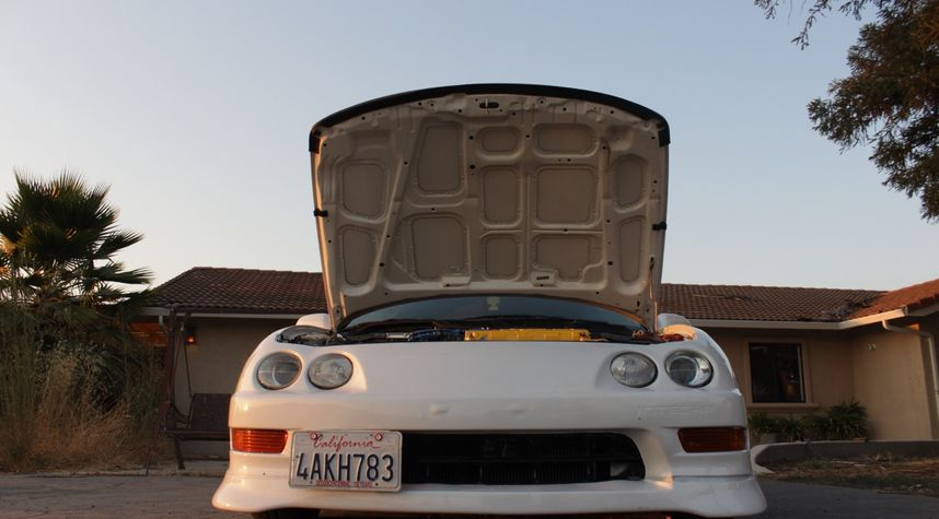 Main photo of Matt Jacinto's 1996 Acura Integra
