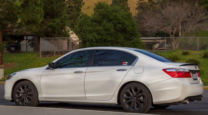 Main photo of Colby Borello's 2014 Honda Accord