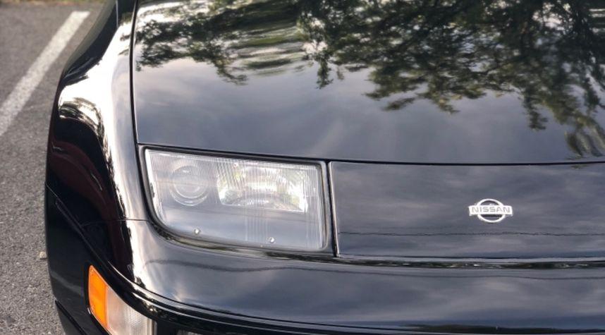 Main photo of Zach Kmetz's 1992 Nissan 300ZX