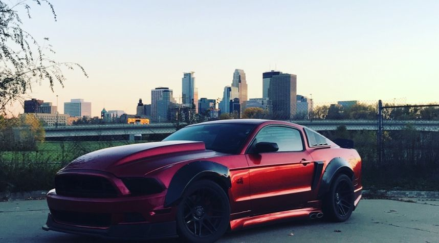 Main photo of Alex Kirpach's 2013 Ford Mustang