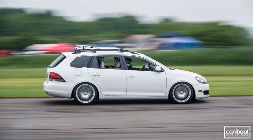 Main photo of Austin Cabot's 2014 Volkswagen Jetta SportWagen