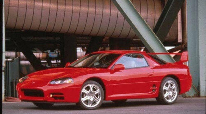 Main photo of Jake Keating's 1999 Mitsubishi 3000GT