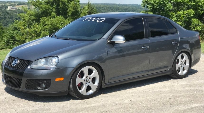 Main photo of Will Allen's 2009 Volkswagen GLI