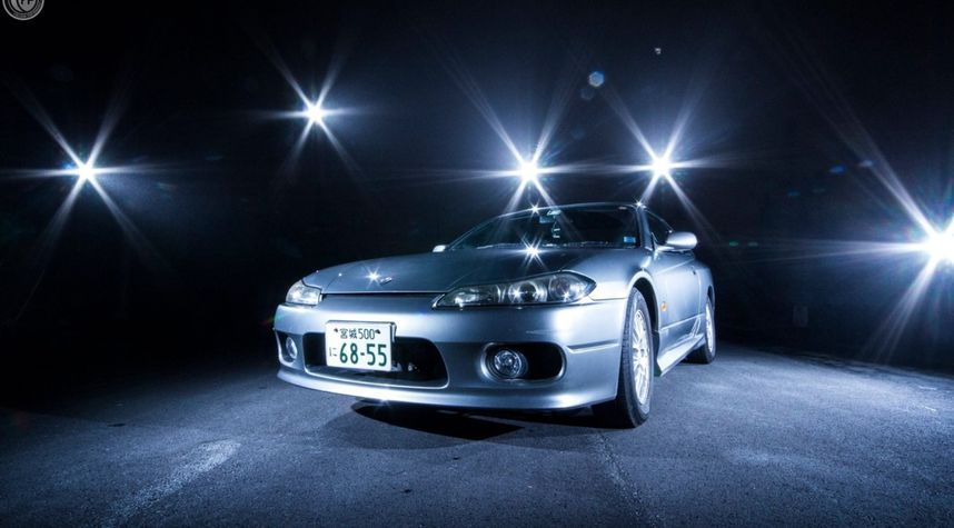 Main photo of Chris Lacey's 1999 Nissan Silvia S15